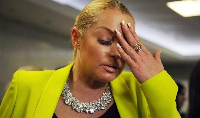 Балерина Волочкова защитила Путина ипредложила недовольным россиянам покинуть страну