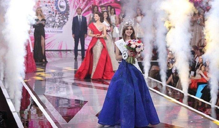 Алина Санько изАзова стала «Мисс Россия-2019» (Видео)