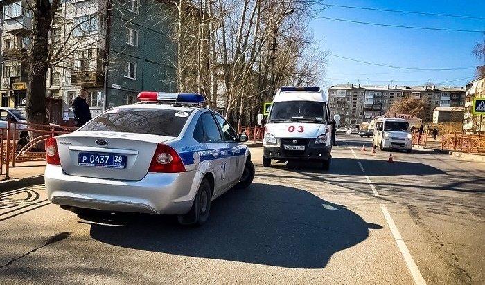 Водитель скорой помощи сбил напешеходном переходе женщину сколяской вмикрорайоне Юбилейном