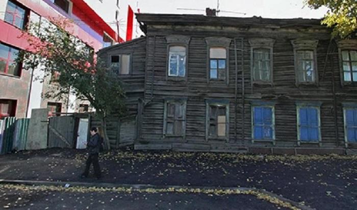 ВИркутске переселят жильцов аварийных домов, которые являются объектами культурного наследия