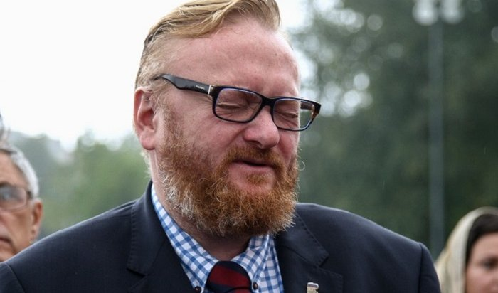 Депутат Милонов пожаловался на избиение (Видео)