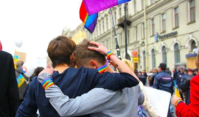 ВИркутске угрожают гей-активисту, который претендует накресло вДуме