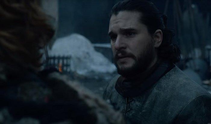 Вышел трейлер второй серии последнего сезона «Игры престолов» (Видео)