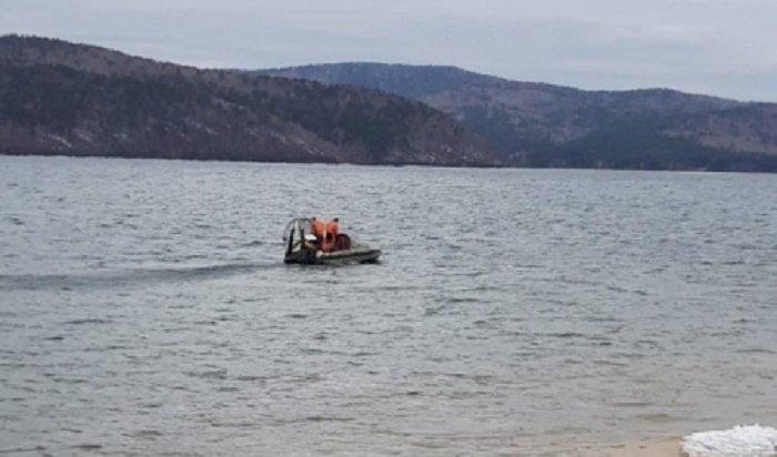 Два человека утонули вИркутском водохранилище