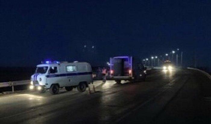 ВКуйтуне машинист экскаватора сбил насмерть рабочего вовремя ремонта дороги