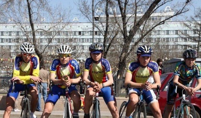 Гагаринская гонка повелоспорту-шоссе пройдет вИркутске 21апреля
