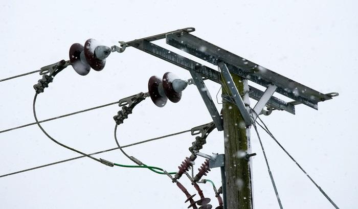 ВИркутской области отключают электроэнергию из-за сильного ветра