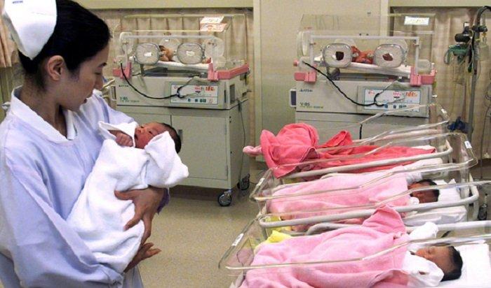 Малыша весом 258граммов выпишут избольницы вЯпонии