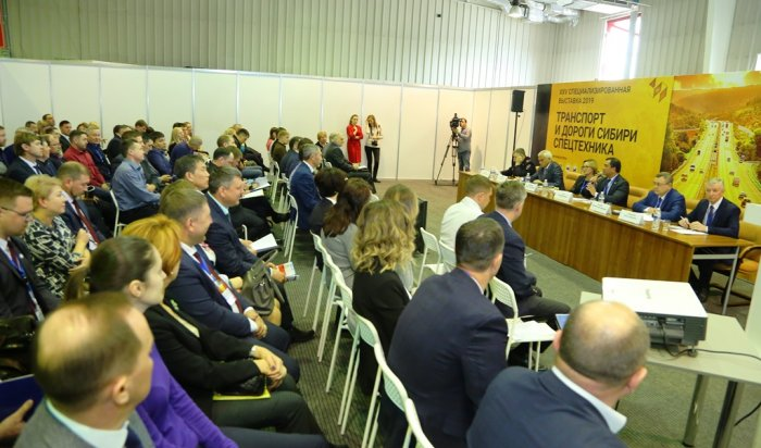 В Иркутске подвели итоги специализированной выставки «Транспорт и дороги Сибири. Спецтехника»