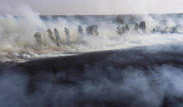 ВЗабайкалье отлесных пожаров пострадали 23человека