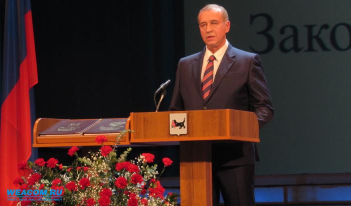 Губернатор Сергей Левченко приостановил строительство тубдиспансера вИркутске