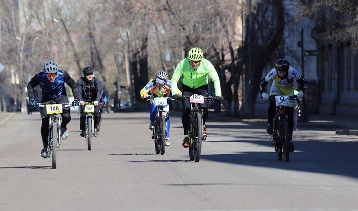 Гагаринская гонка повелоспорту-шоссе прошла вИркутске (Фото)