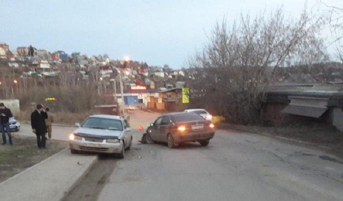 Пять школьников попали под автомобили вИркутске 20апреля