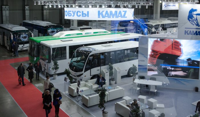 Президент компании Busworld international посетил Сибэкспоцентр в Иркутске