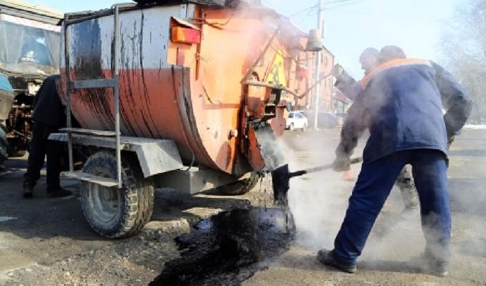 Наасфальтобетонном заводе вИркутске произведут более 110тысяч тонн специальной смеси в2019году