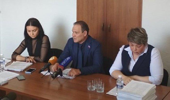 Депутаты Заксобрания проверят строительство тубдиспансера наСинюшиной Горе