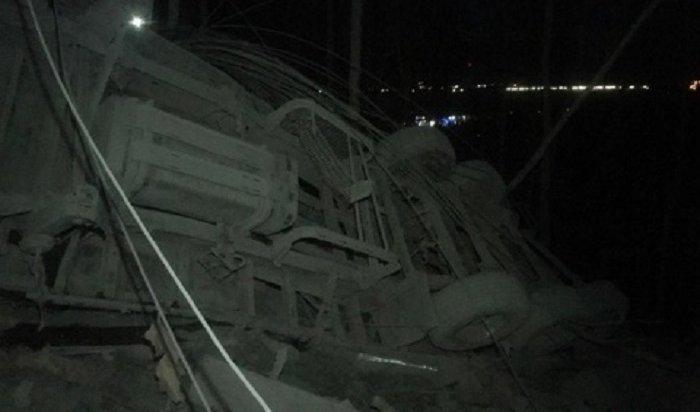 Водитель фуры погиб вДТП наКултукском серпантине, упав собрыва в50метров