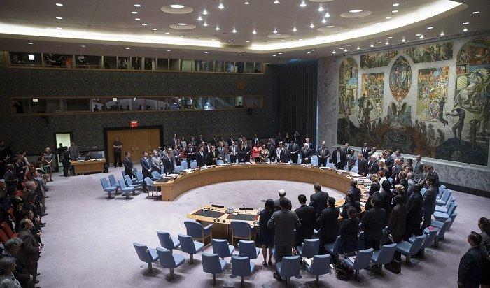 Украина потребовала созыва экстренного совещания Совбеза ООН из-за указа Путина