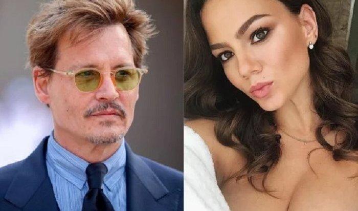 Джонни Депп собирается жениться на20-летней россиянке изПетербурга