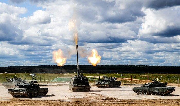 Россия впервые с2006года невошла впятерку стран cнаибольшими военными расходами