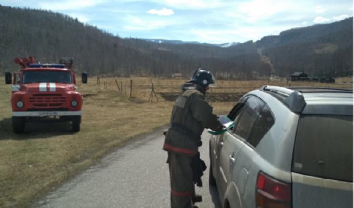 Сотрудники МЧС зарегистрировали 90пожаров вПриангарье ввыходные дни