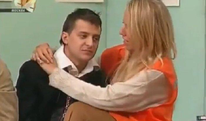 Собчак показала, как сидела наколенях уЗеленского (Видео)