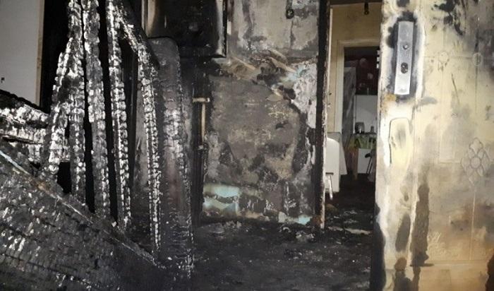 Жителя Бодайбо осудят заподжог коляски вподъезде деревянного дома