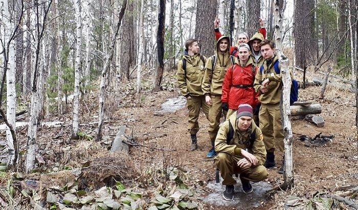 «Молодёжка ОНФ» провела противопожарное патрулирование вПрибайкальском нацпарке