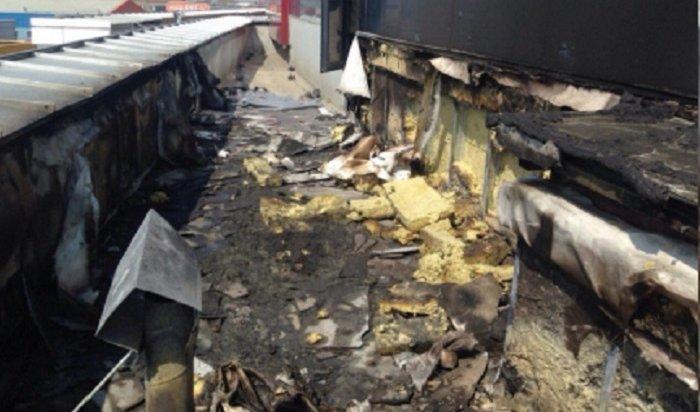 Специалисты МЧС установили причину пожара вТРЦ «Сильвер Молл»