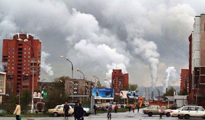 ВБратске создадут систему мониторинга атмосферного воздуха попоручению Медведева
