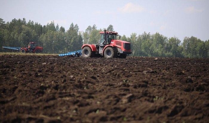 ВИркутской области набирает обороты посевная кампания