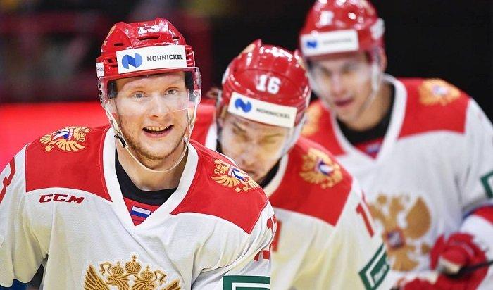 Российские хоккеисты ввосьмой раз стали победителями Евротура