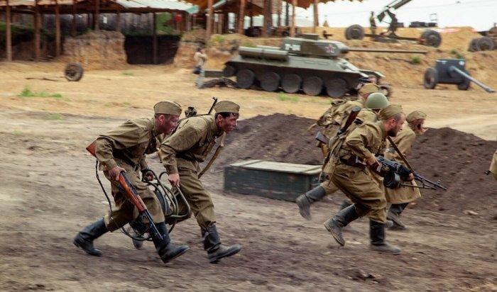 Насвалке под Иркутском пройдет реконструкция сражения под Прохоровкой