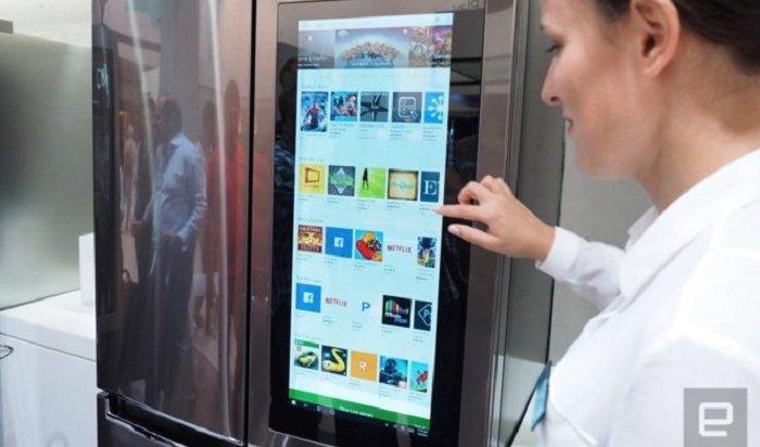 «Сбербанк» запатентовал «умный холодильник»