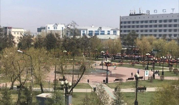 Движение транспорта ограничат вцентре Иркутска вечером 7мая