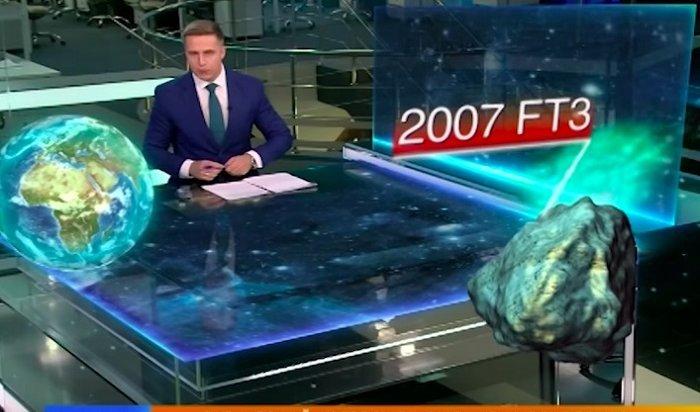 Популяризатор космонавтики пожаловался впрокуратуру нателеканал РЕН ТВ (Видео)
