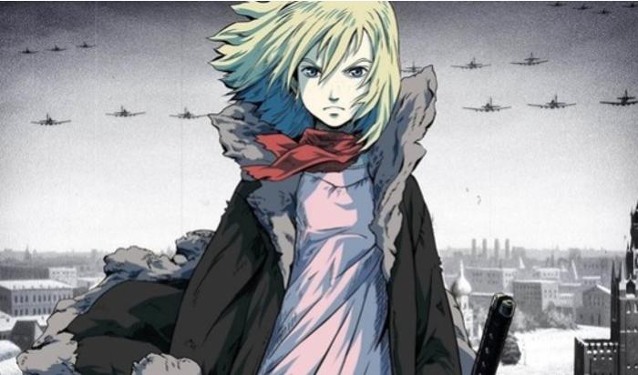 ТВ-3запустит впроизводство продолжение аниме «Первый отряд», если зрители проголосуют