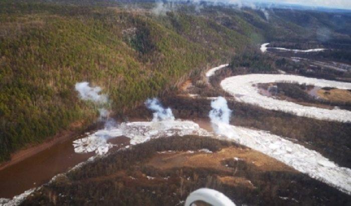 ВКатангском районе ввели режим ЧСиз-за осложнения паводковой обстановки