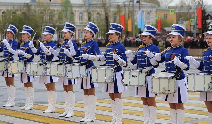 День Победы отпраздновали вИркутске (Фото+Видео)