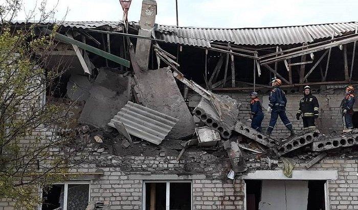 Два человека погибли врезультате взрыва газа вжилом доме вРостовской области