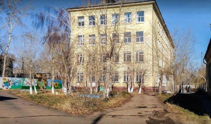 ВБратске натерритории школы умерла женщина-сторож
