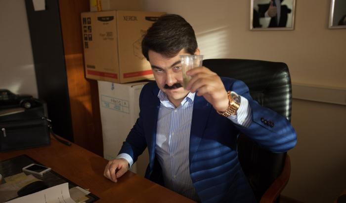 Азамат Мусагалиев: «Толя Робот» —сериал про силу духа, как уГагарина»