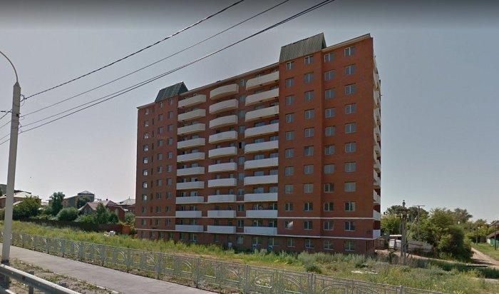 Суд решил снести незаконно построенный дом наПискунова в Иркутске