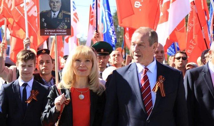 Стали известны доходы Сергея Левченко иего жены запрошлый год