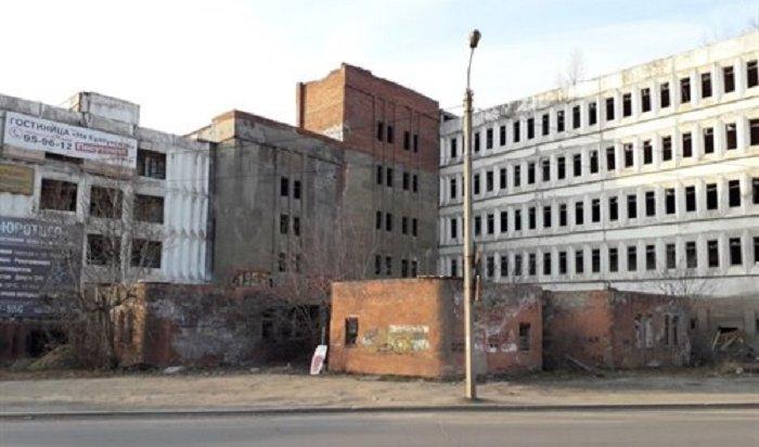 Минимущество перекроет доступ кдолгострою наКрасноказачьей вИркутске