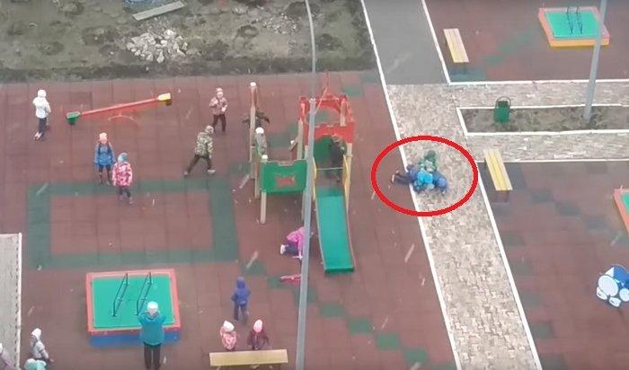 СКпроводит проверку после драки малышей вдетском саду Красноярска (Видео)