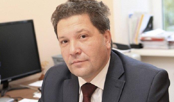 Александра Шмидта назначили врио ректора Иркутского госуниверситета