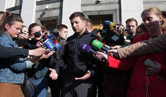 Владимир Зеленский заявил, что Украина вернет себе Крым