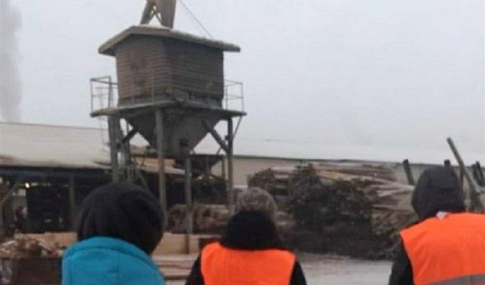 Прокуратура выявила нарушения природоохранного законодательства в Вихоревке