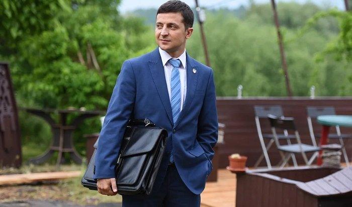 Зеленский вступил вдолжность президента Украины